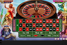 La Age of the Gods Roulette sul casinò William Hill