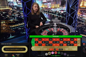 La Double Ball Roulette del casinò live Gioco Digitale.