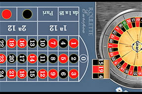 La Roulette Europea del casinò mobile Betfair