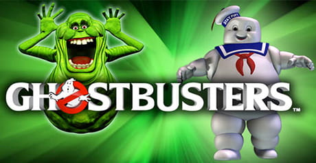 Il gameplay della slot in franchise Ghostbusters disponibile sui casinò IGT.