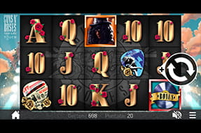 Slot Guns 'N' Roses Touch su NetBet casinò mobile