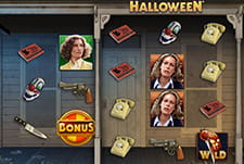 La slot Halloween del casinò Betway.
