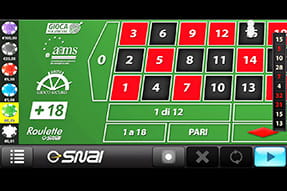 Roulette snai app poker runs charleston sc