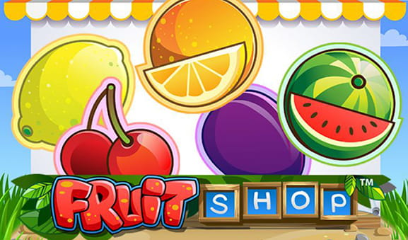 La slot Fruit Shop di NetEnt